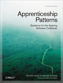 Apprenticeship Patterns Book Cover
