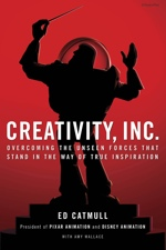 Creativity, Inc. Book Cover