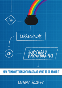 The Leprechauns of Software Engineering Book Cover