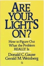Are Your Lights On? Book Cover