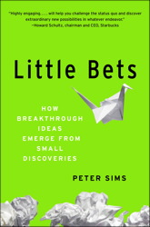 Little Bets Book Cover