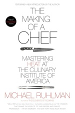 The Making of a Chef Book Cover