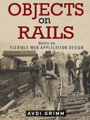 Objects on Rails Book Cover