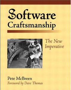 Software Craftsmanship: The New Imperative Book Cover