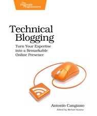 Technical Blogging Book Cover